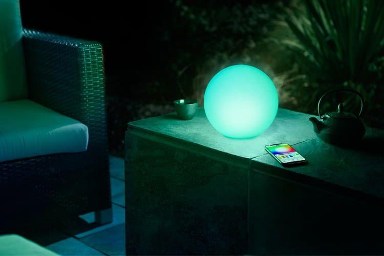 Eve Flare verträgt Temperaturen bis zu 40 Grad und bis zu 80 % Luftfeuchtigkeit