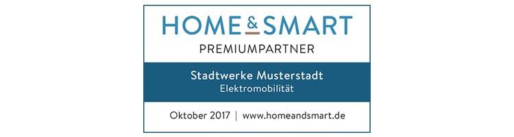 home&smart Muster-Siegel
