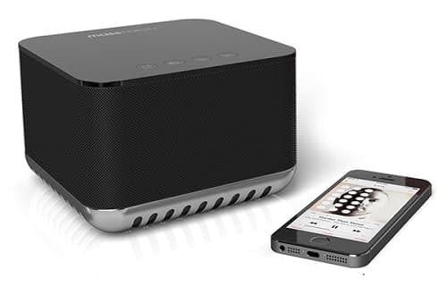 Der raD Wireless Speaker streamt Musik @Mass Fidelity