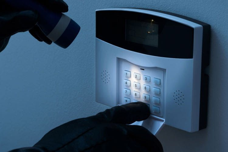 Mit der richtigen Alarmzentrale haben Einbrecher keine Chance