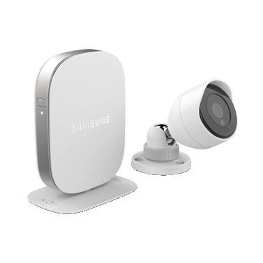 Samsung SmartCam SNH-E6440BN auch für den Außenbereich geeignet