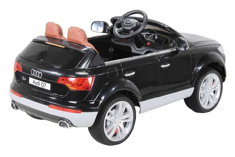 Das Luxusmodell unter den E-Autos für Kinder - der Audi Q7