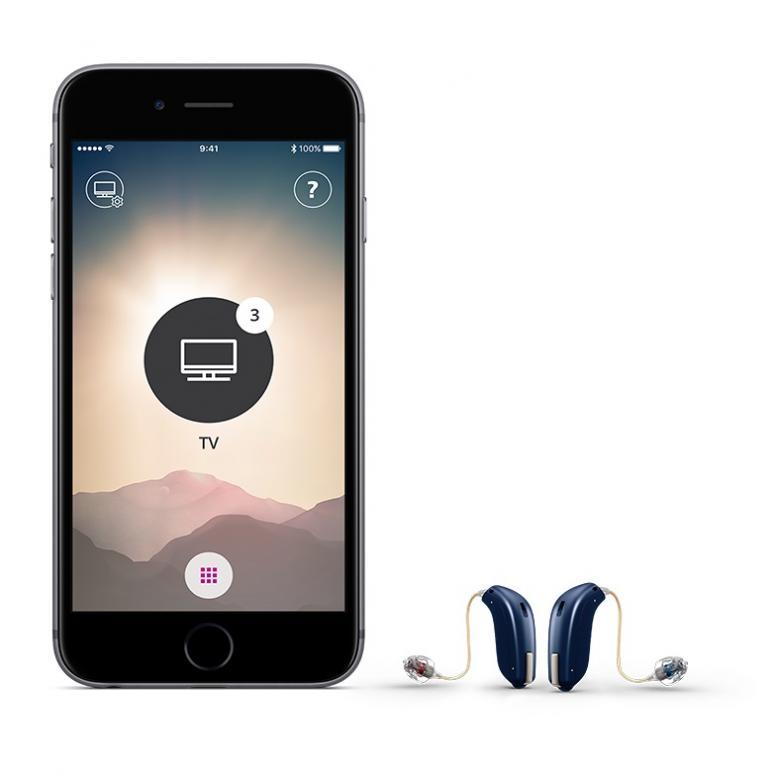 Oticon Opn smartes Hörgerät mit App-Anbindung