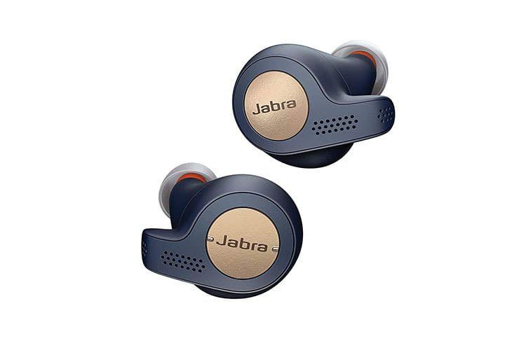 Sorgen für den Soundtrack beim Joggen: Alexa-Kopfhörer Jabra Elite Active 65t