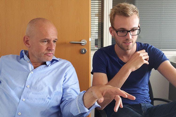 Sven Häwel und David Wulf (die beiden heutigen Geschäftsführer) entwickelten erste Ideen für das Portal bereits im Januar 2016