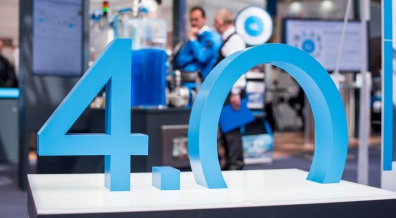 Zentrales Thema der Messe ist die Industrie 4.0