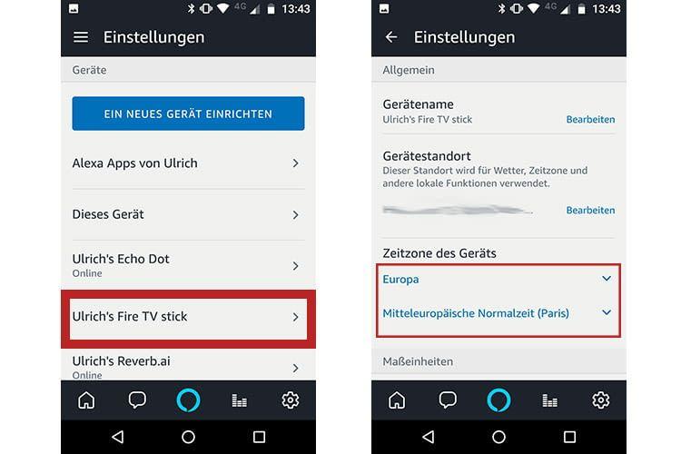 Das Verbinden von Fire TV und Amazon Echo ist spielend einfach
