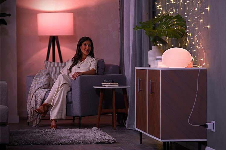 Das Philips Hue Produktportfolio umfasst Lampen und Zubehör für jeden Geschmack