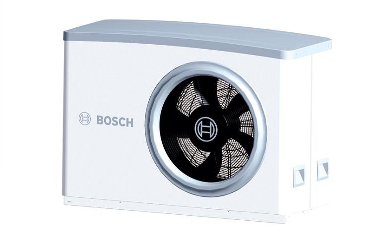 Das neue Junkers Bosch Modell Compress 8000i