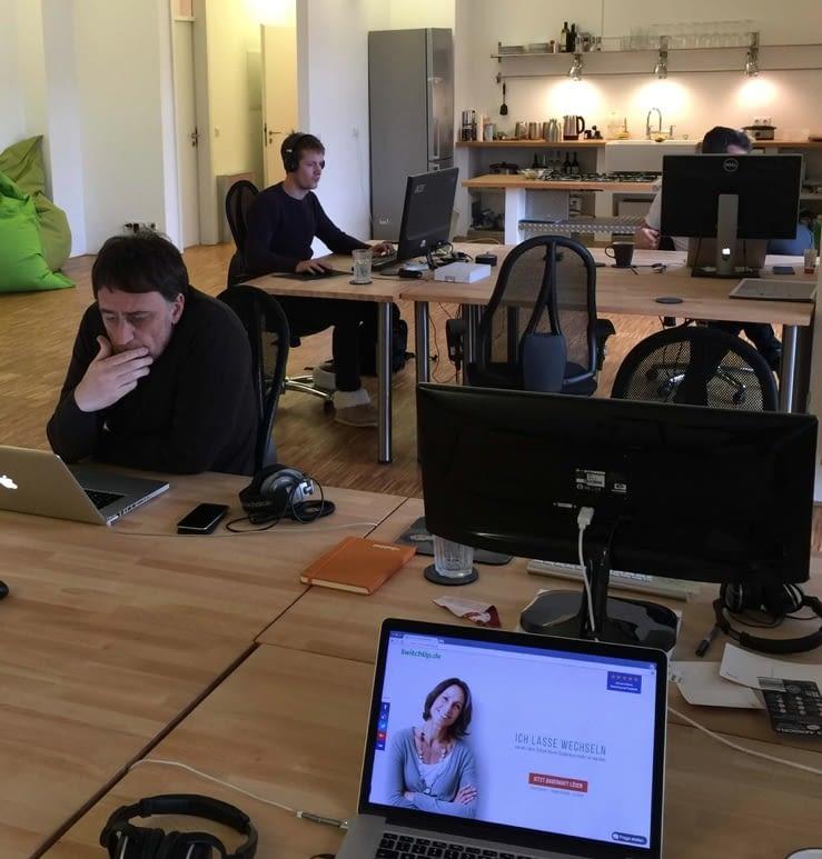 Das Start-up SwitchUp vergleicht regelmäßig, ob es einen besseren Tarif gibt