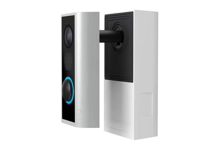 Smarter digitaler Türspion: Die Ring Door Viewcam lässt sich vernetzen und ist Alexa-kompatibel