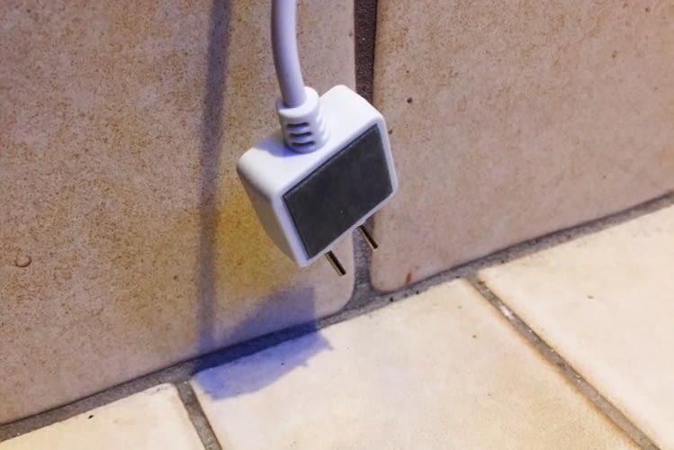 Panasonics Wasserschadensensor für die Küche oder den Waschraum