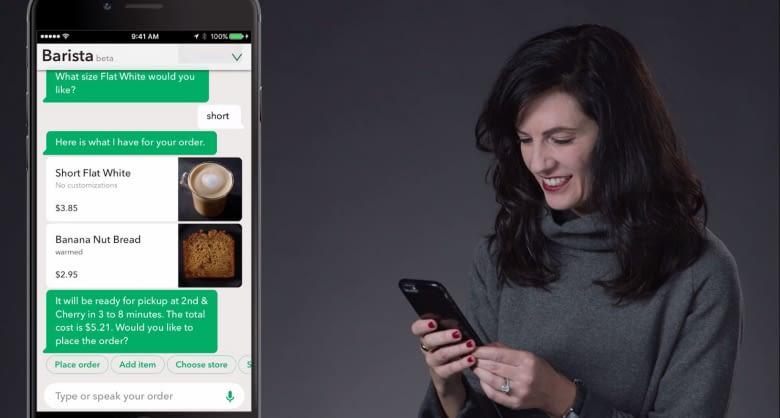 Wie soll Ihr Kaffee schmecken? Die Preorder-App schlägt in Amerika voll ein.