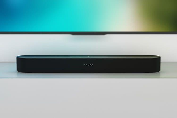 Sonos Beam konnte in Tests mit gutem Klang überzeugen