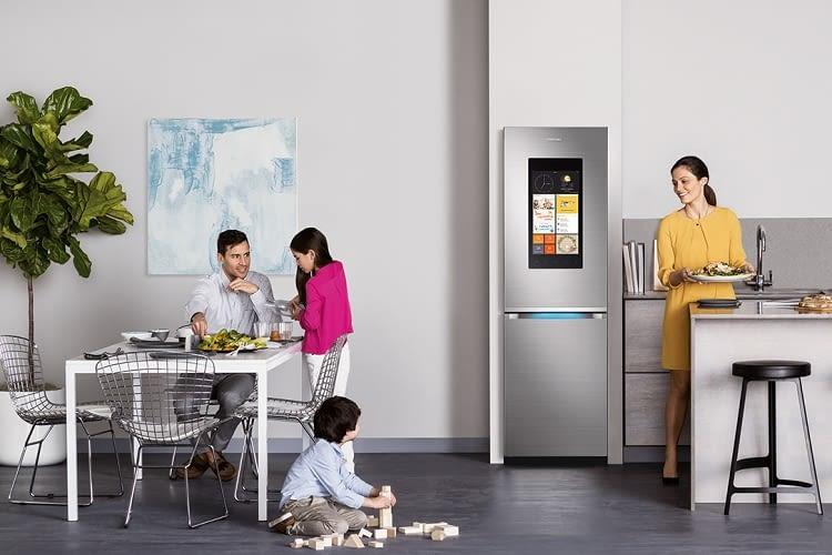 Mit Bixby 2.0 soll alles einfach werden - auch die Smart Home-Steuerung inklusive Kühlschrank