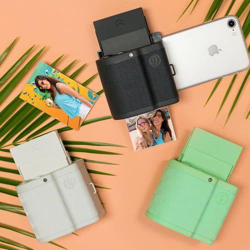 Smartphone-Printer Prynt druckt digitale Selfies sofort aus