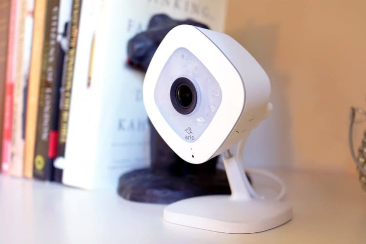 Netgear Arlo Q ist unser Vergleichssieger unter den Indoor Kameras