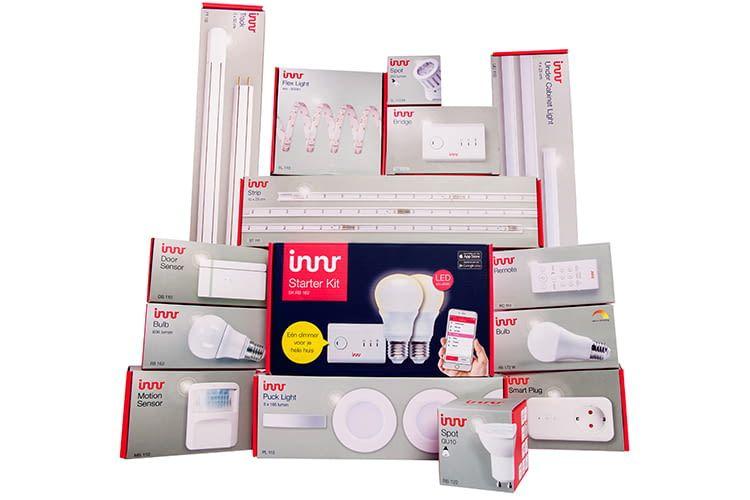 innr smart led lichtsystem g nstige alternative zu philips hue. Black Bedroom Furniture Sets. Home Design Ideas