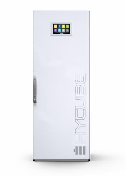 Abbildung des HYCUBE eActive Stromspeicher