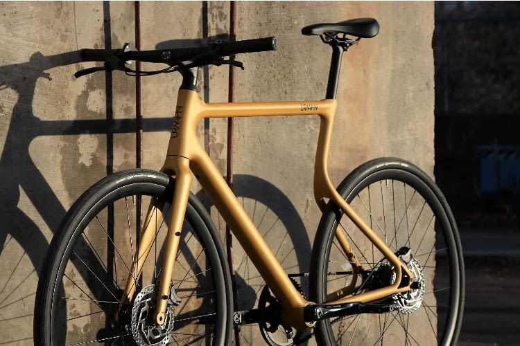 Im Hinterrad des E-Bikes befindet sich ein 40 Nm Drehmoment Motor.