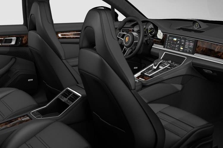 Der Panamera E-Hybrid von Porsche bietet volle Elektropower in der Sportlimousine