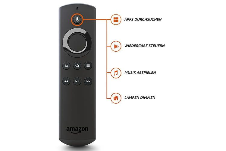 Amazons Fire TV Stick ist die Video-Streaming-Lösung von Amazon, inklusive Sprachassistentin Alexa