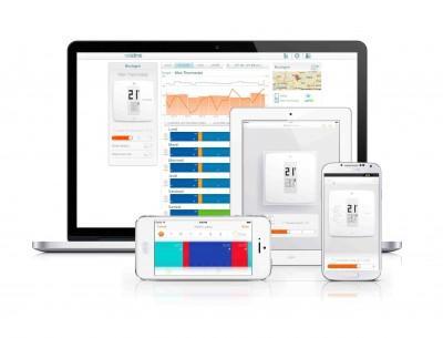 Netatmo App: Steuerung über Tablets und Smartphones
