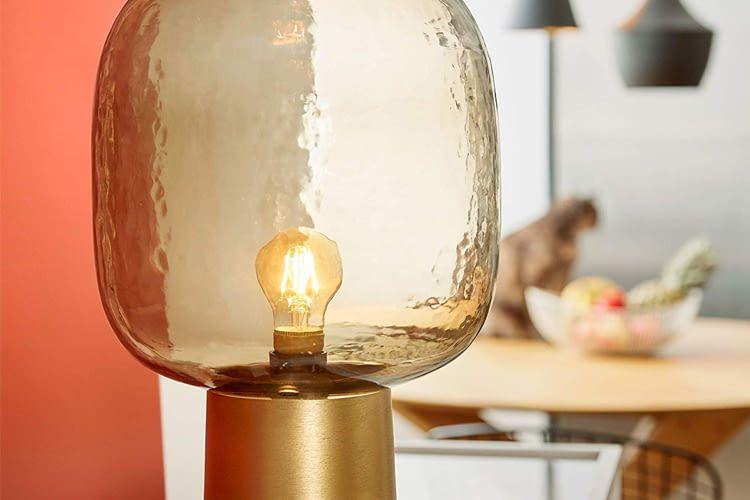Filament Bulbs eignen sich z. B. zum Einsatz in Designerlampen oder Kronleuchtern