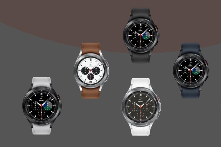 Die Classic Edition der Galaxy Watch 4 punktet mit einem Rahmen aus rostfreiem Stahl