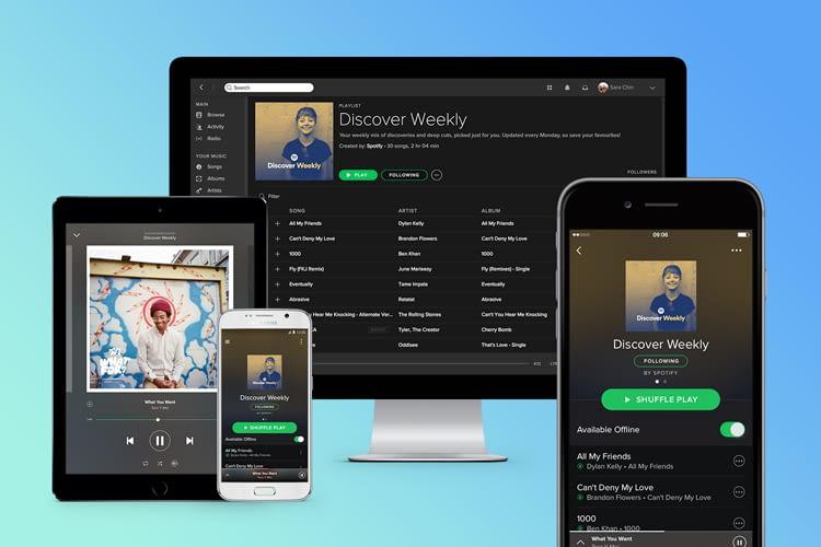 Nicht nur für Tablet, Smartphone und Desktop: Spotify ist demnächst vielleicht auch im Auto verfügbar
