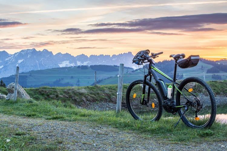 Wer sorgsam mit den Bauteilen umgeht, hat lange Freude an seinem E-Bike
