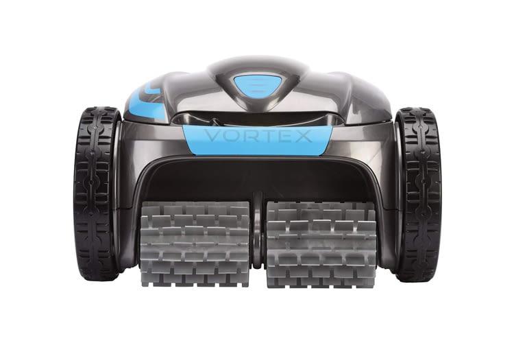 Zodiac Vortex OV 3505 bewegt sich per Allradantrieb vorwärts