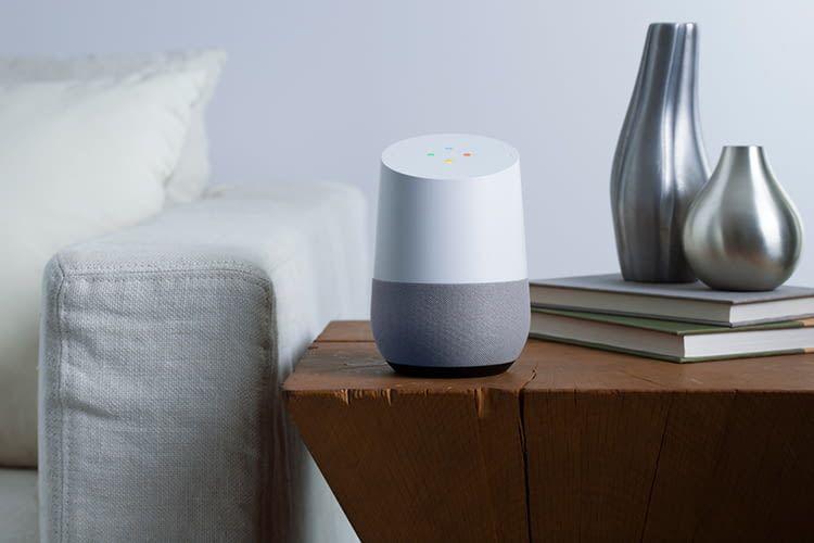 Musik-Streaming mit Google Home und Spotify sorgen für Entspannung nach der Arbeit