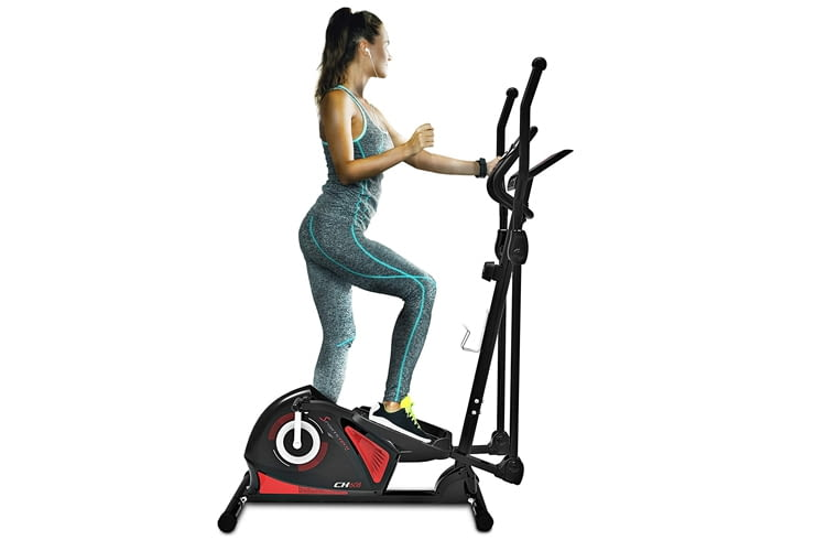 Crosstrainer Sportstech CX608 is our price-performance tip in the exercise bike comparison