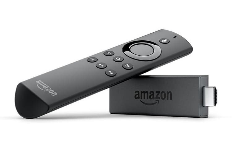 Der Amazon Fire TV Stick ist die Light-Version des Amazon Fire TV Wallbox