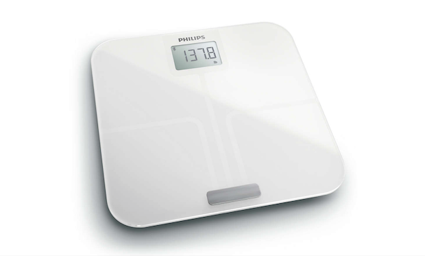 Philips Waage: Body analysis scale