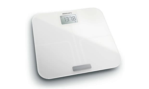 Philips Waage: Body analysis scale