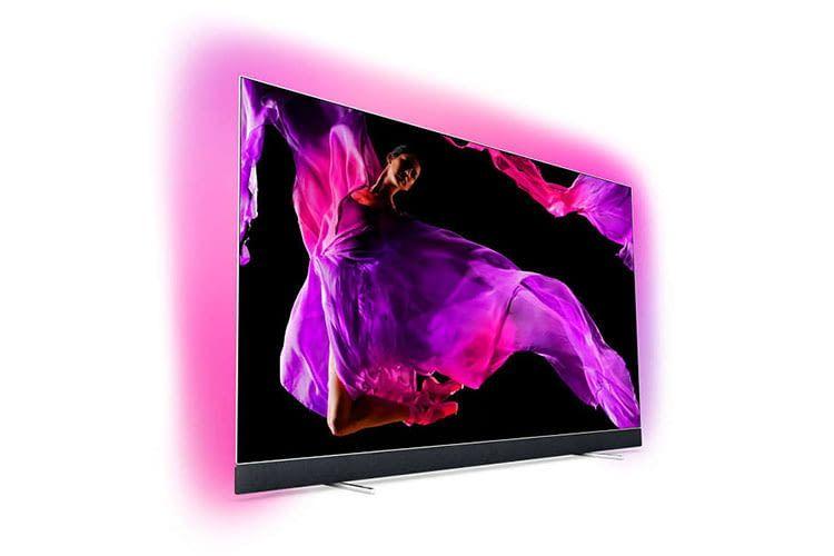Der Ambilight Philips TV verfügt leider nur über die Energieeffizienzklasse B