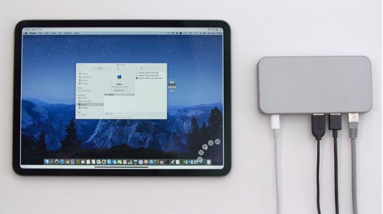 DoBox Mini ist deutlich kompakter und lässt sich daher noch leichter mitnehmen