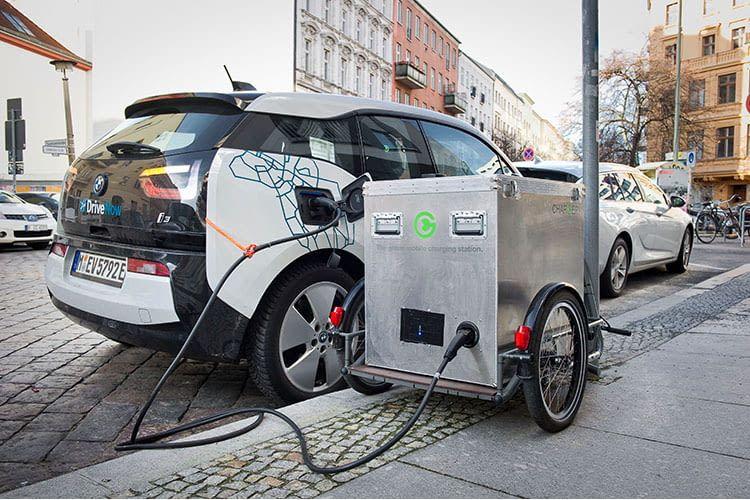 Die Chargery leisten derzeit eine Ladeleistung von 24 kWh, die sich schon bald auf 50 kWh erhöhen soll