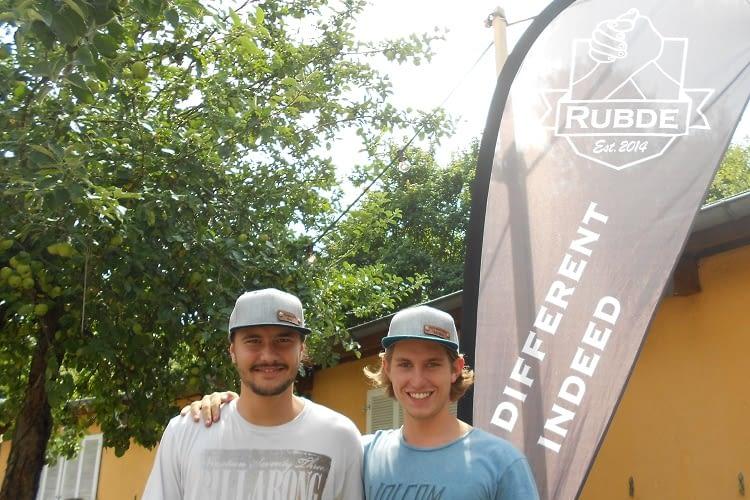 Felix Deutsch und Jonas Rubers sind die smarten Köpfe hinter RUBDE
