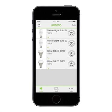 Belkin-WeMo-LED-App