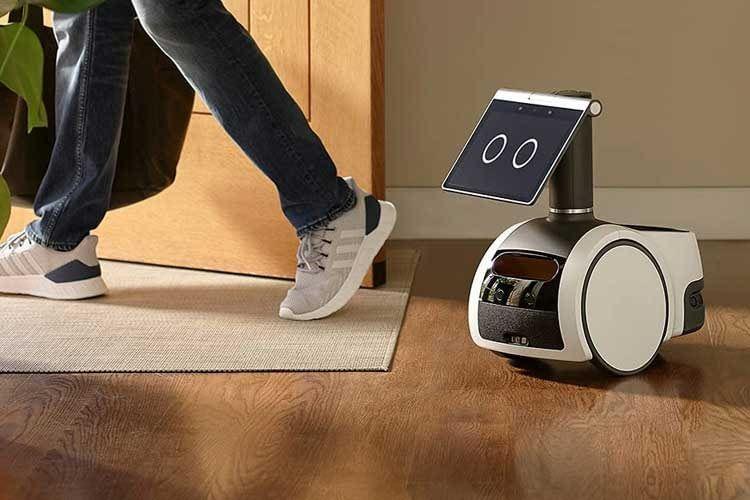 Amazons Hausroboter ist in der Lage seinen Nutzern automatisch zu folgen