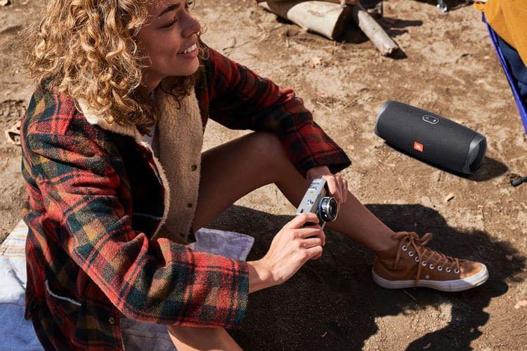 Bluetooth Lautsprecher sind auch bei Outdoor-Fans beliebt