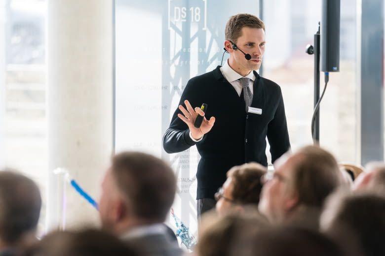 Sebastian Klein - ein Smart Home Experte der GIM