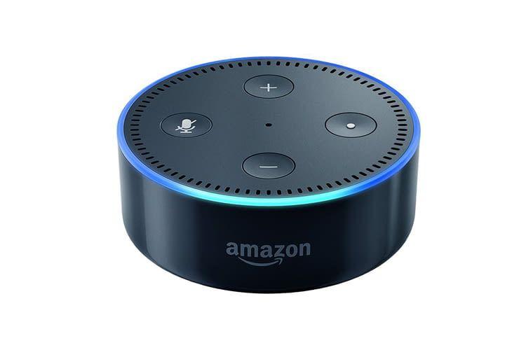 Echo Dot kann auch Anrufe managen oder Musik abspielen