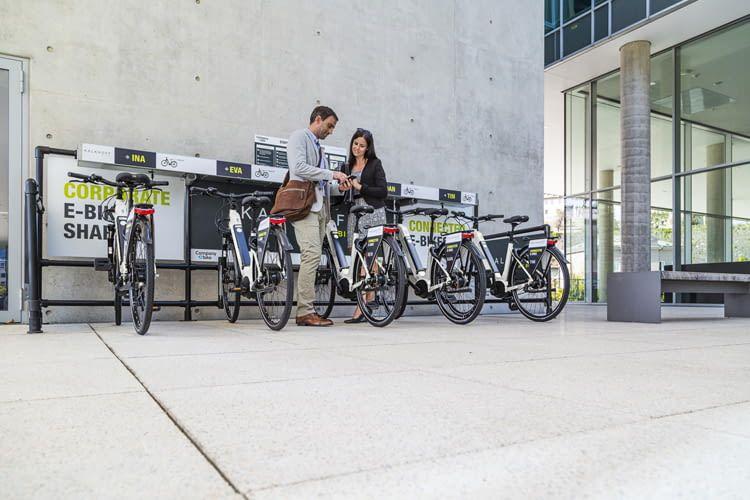 Die movelo Komplettlösungen garantieren einen erfolgreichen Einstieg in die E-Mobilität