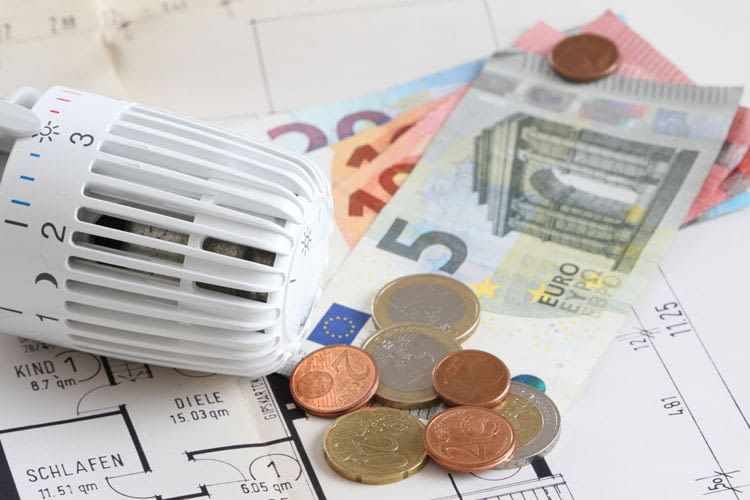 Wer seine Heizungssteuerung gegen eine smarte Lösung tauscht, spart auf Dauer Geld