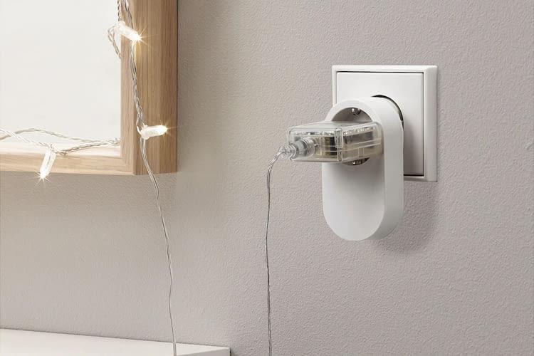 Die TRÅDFRI Steckdose soll auch normale Haushaltsgeräte in das IKEA Smart Home System einbinden