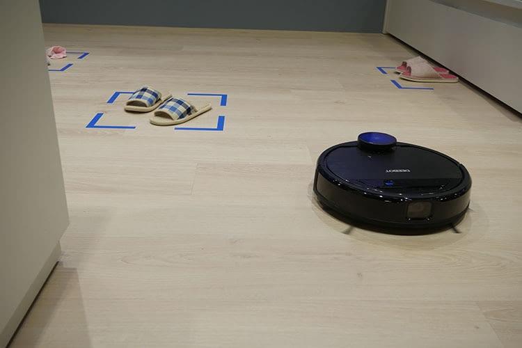 Die KI AIVI verleiht den ECOVACS-Robotern die Fähigkeit, Hindernisse noch besser zu umfahren